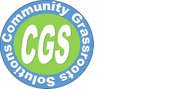 Community Grassroots Solutions. Partnering for real change.
